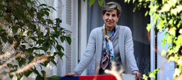 Isabel Allende, candidata alla presidenza del Cile