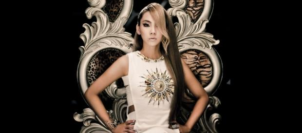 K-pop artist and 2NE1 member CL made her U.S. debut this year. Courtesy of Apple promo Music.
