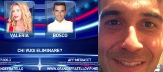 Nella doppia eliminazione si sono sfidati Valeria e Bosco.