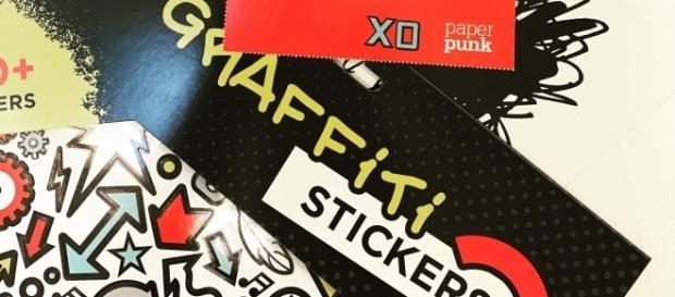 Paper Punk promotes creativity through paper crafts. / Photo via Jessica Pirraglia, ChizComm PR. Used with permission.