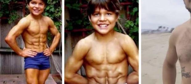Lembra do menino mais forte do mundo veja como ele est hoje em dia richard sandrak foi considerado o menino mais forte do mundo mas hoje em altavistaventures Images