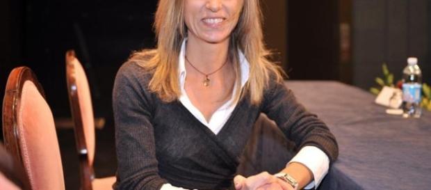 Valentina Vezzali, ex campionessa di scherma e ora deputata di Scelta Civica (foto: La Fenice)
