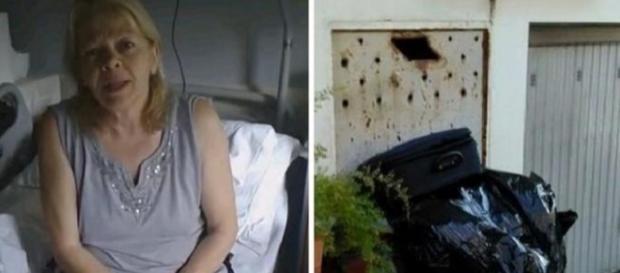 VIDEO: ÎNGRIJITOARE româncă din Italia, CU PICIORUL AMPUTAT, aruncată în stradă FĂRĂ MILĂ