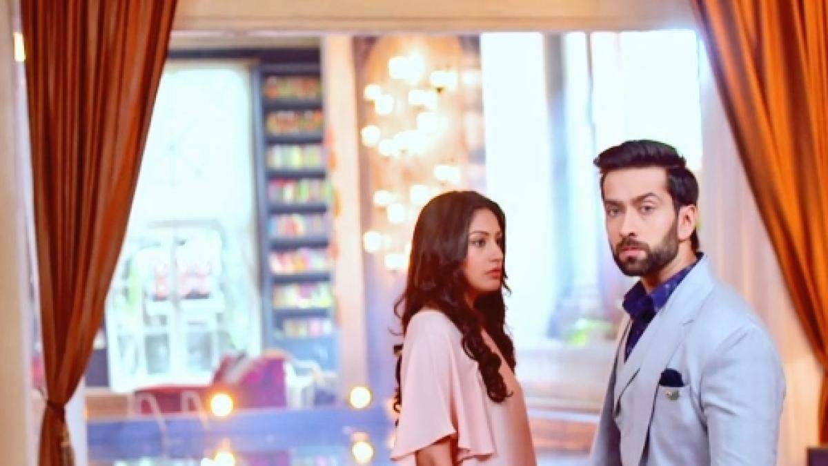 Ishqbaaz' latest episode on Star Plus