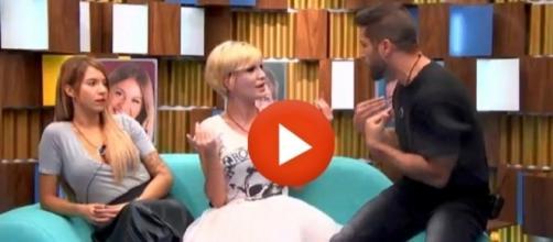 Bárbara discute con Alain y hace un comentario xenófobo