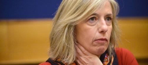Il Ministro della Pubblica Istruzione Stefania Giannini