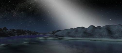 Illustration of alien planet   NASA/JPL-Caltech (nasa.gov - public domain)