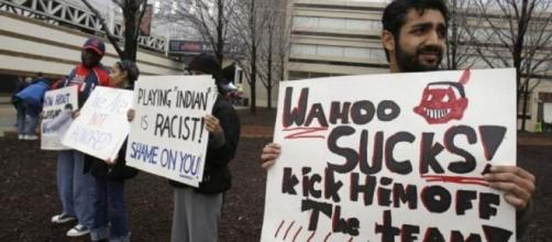 Native American Group Targets Cleveland Indians Mascot Chief Wahoo ... - whatstrending.com
