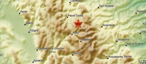 Nuova scossa di terremoto nel centro Italia