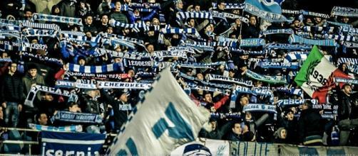 Pescara-Atalanta, stadio Adriatico