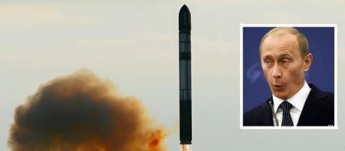 RS-28 es el nuevo misil y el orgullo de Putin