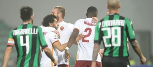 Sassuolo-Roma: probabili formazioni e statistiche - Serie A 2016 ... - eurosport.com
