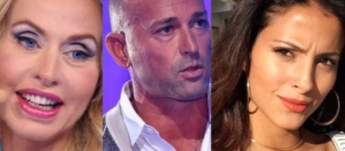 Stefano Bettarini ha ammesso di avere un debole per Mariana scatenando la reazione di Valeria Marini