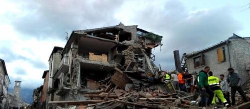 Terremoto Centro Italia 26 ottobre