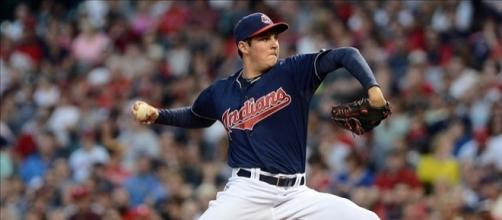 Trevor Bauer Moving in Right Direction - wahoosonfirst.com