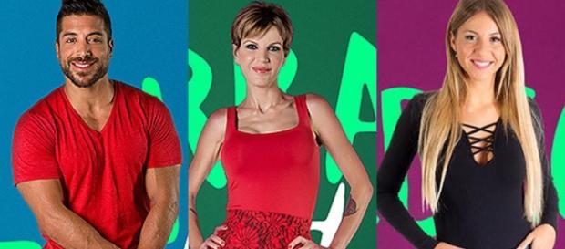 Alain, Rebeca y Bárbara, nominados.