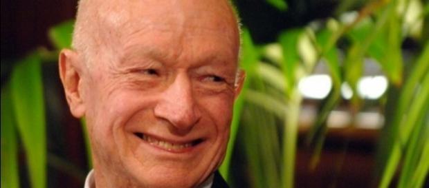 Bernardo Caprotti, patron di Esselunga