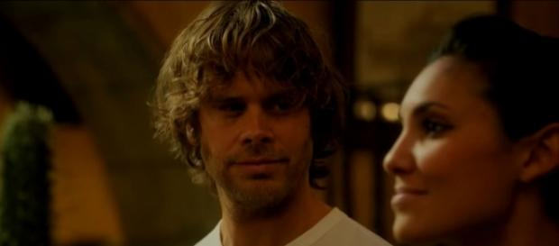 "Deeks (Eric Christian Olsen) and Kensi (Daniela Ruah) in ""NCIS: LA""/Photo via screencap, ""NCIS: LA"""