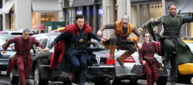 Doutor Estranho marcará o início do multiverso Marvel