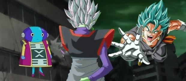 Dragon Ball Títulos de los capítulos 66 y 67 en Español - La aparición de Vegetto y Zeno Sama y la muerte de Zamasu