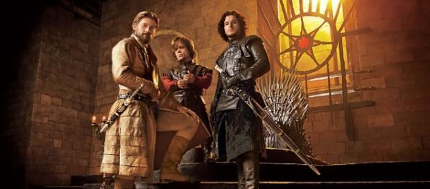 Fortaleza Vermelha de Game of Thrones