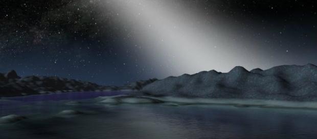 Illustration of alien planet | NASA/JPL-Caltech (nasa.gov - public domain)