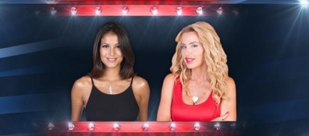 Mariana Rodríguez e Valeria Marini in nomination