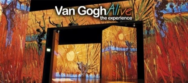 """Mostra """"Van Gogh Alive – The Experience"""""""