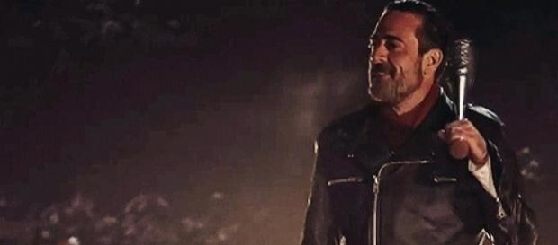 Negan, le nouveau danger pour Rick et son groupe.