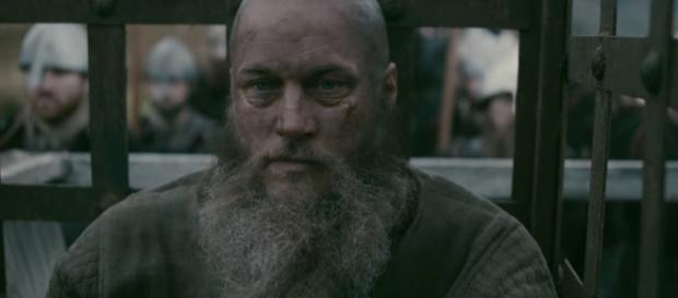 "Ragnar (Travis Fimmel) in ""Vikings""/Photo via screencap, ""Vikings"""
