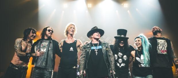 Según distintos rumores, Guns n Roses podría dar un tour por Europa en julio de 2017.