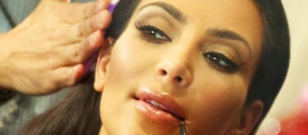 Source: Wikimedia The Heart Truth Kim Kardashian