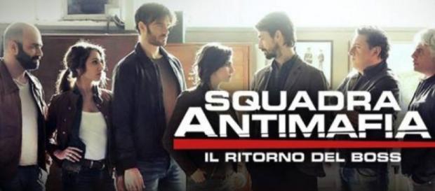 Streaming Squadra Antimafia 8 ottava Puntata 28 ottobre