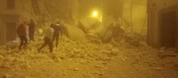 Terremoto a Camerino: evacuati gli studenti