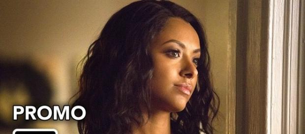 The Vampire Diaries 8x02: Bonnie fará tudo para ter Enzo de volta (Foto: CW/YouTube)