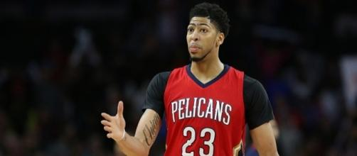 Anthony Davis put up a historic statline against the Pistons | For ... - usatoday.com