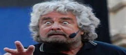 Beppe Grillo, leader del Movimento 5 Stelle.