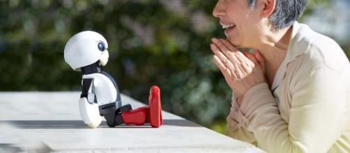 Mario, realizzato a Pavia robot da compagnia per anziani - improntaunika.it