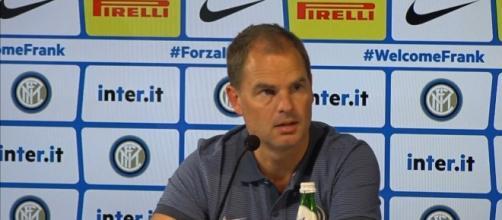 Inter, deciso il futuro di De Boer