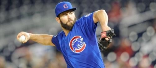 Jake Arrieta's curveball has turned into a weapon.   Sports on Earth - sportsonearth.com