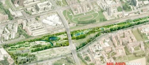 Milano come Parigi e New York: il progetto di un mega parco da San ... - milanotoday.it