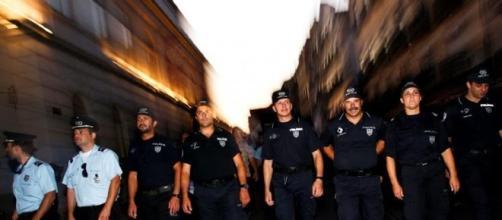 Patrulheiros da PSP agem sempre pela ordem e pela pátria