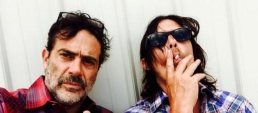 The Walking Dead saison 7 : Daryl bras droit de Negan?