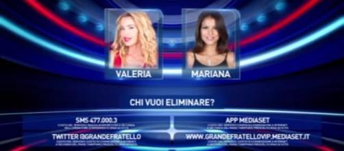 Valeria Marini si presenta - Grande Fratello VIP | GFVIP - mediaset.it