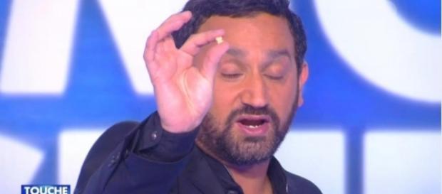 Cyril Hanouna prendrait de la drogue pour tenir le coup, selon Stéphane Guillon (capture C8)