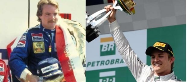 Keke foi campeão vencendo apenas uma corrida, em 1982