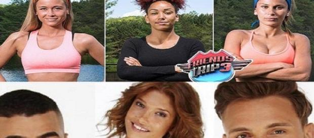 La bataille des audiences fait rage sur la TNT entre Friends Trip 3 et Secret Story 10