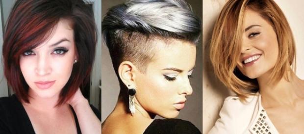 Tagli di capelli per vari visi