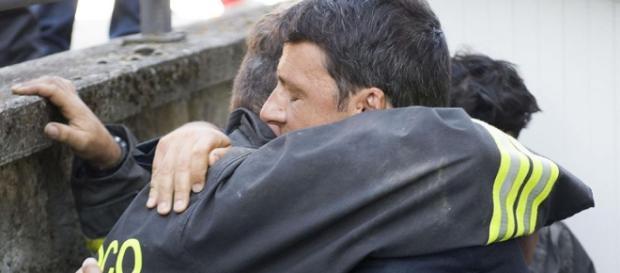Terremoto Centro Italia 26 ottobre, la cronaca della tragedia, il messaggio di Renzi - foto lettera43.it
