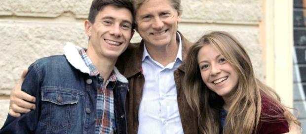 Un medico in famiglia 10: il ritorno di Lele (sessantenne ... - vanityfair.it